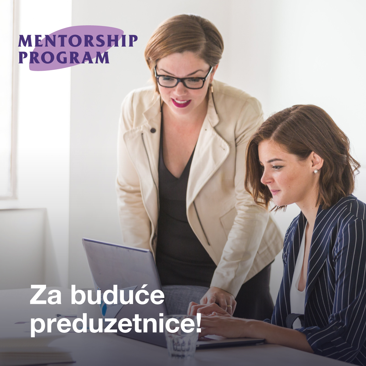 AFA Mentorship program za buduće preduzetnice