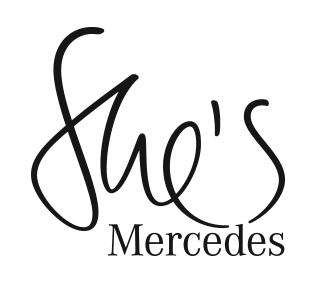she is mercedes logo
